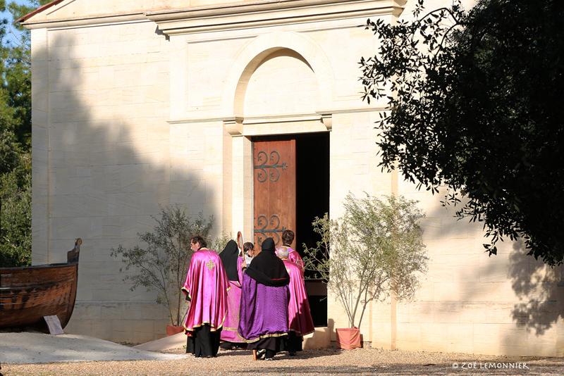 Dimanche des Rameaux - Procession et Entrée dans l'église