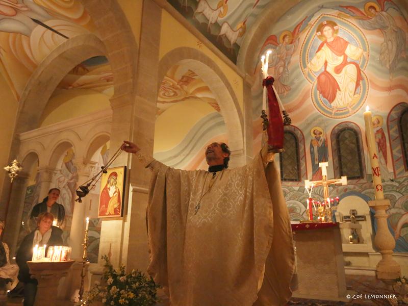 """""""Christ est ressuscité !"""""""