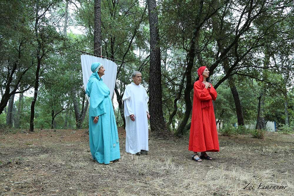 """3 - LES """"AMIS DE BETHANIE"""" - sainte Marthe, saint Lazare et sainte Marie Madeleine et leur arrivée en Gaule..."""