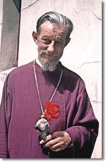 Mgr Jean de st Denis, évêque de l'Eglise Orthodoxe de France