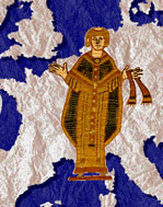 Tapisserie de Bayeux - Reine Mathilde
