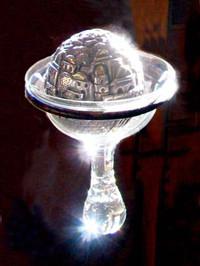 La Jérusalem Céleste. Illustration du père Basile