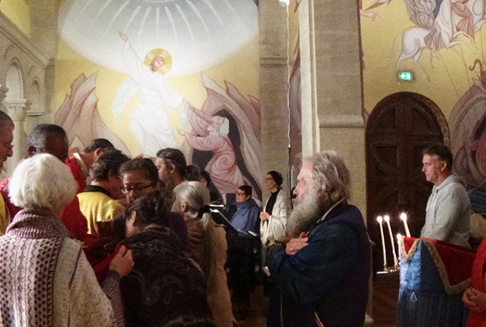 Communion des fidèles