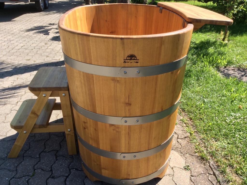 Vasca Da Bagno Tinozza Legno.Tinozze Kneipp Hot Tub Spa Tinozze In Legno Con Stufa