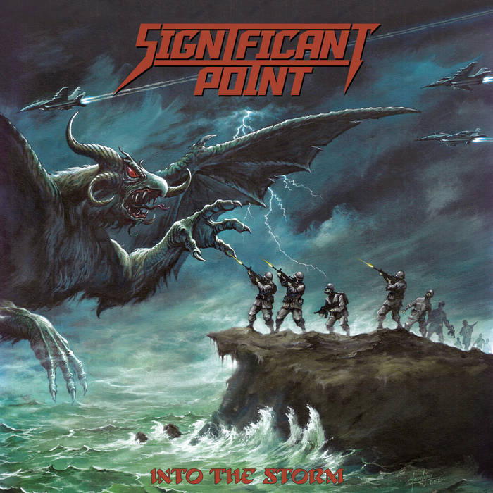 Significant Point –Into the Storm