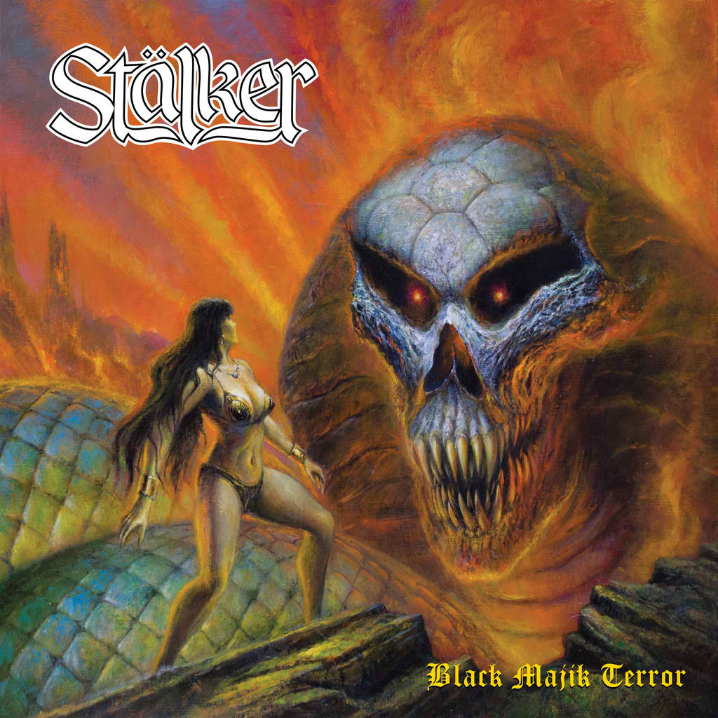 STÄLKER - Sentenced To Death Video Single 27.01.2021 @ Napalm Records