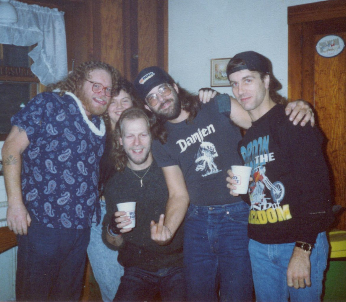 New Years Eve 1990