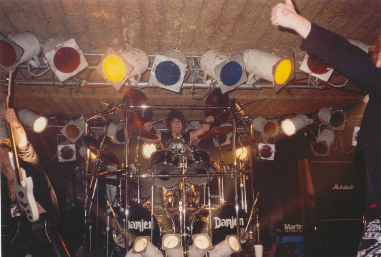 Annies in Cincinatti 1989