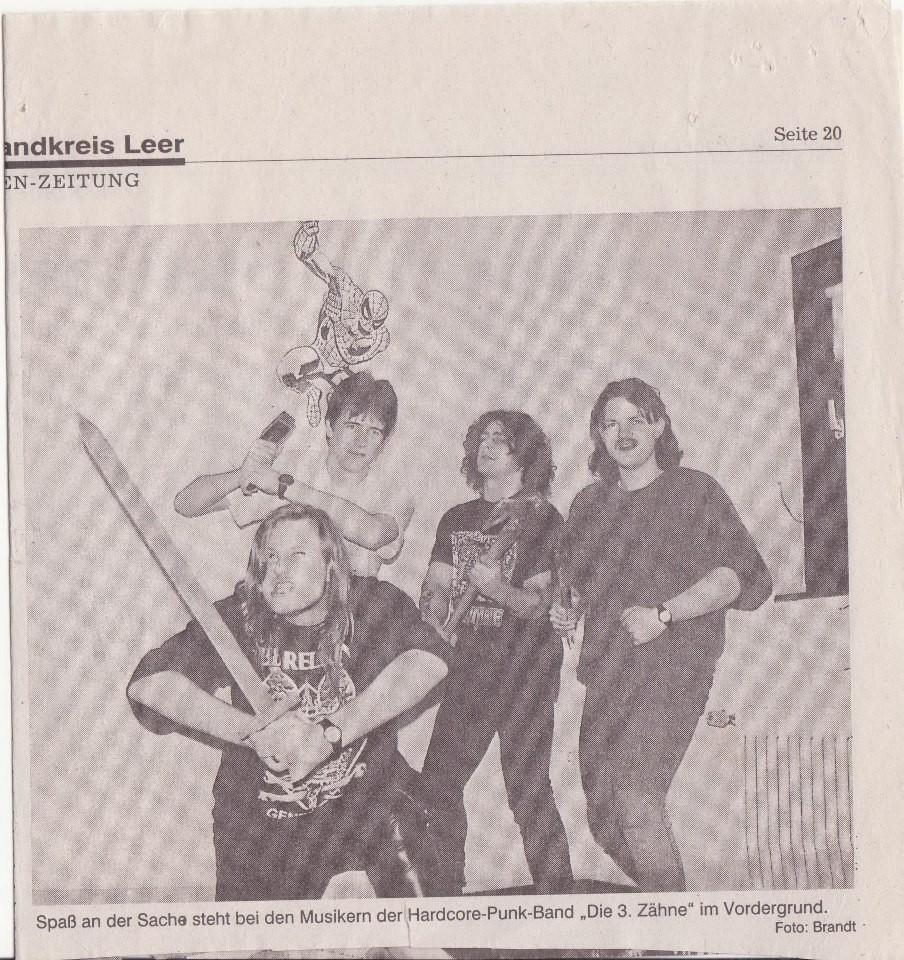 Ostfriesen-Zeitung 1990