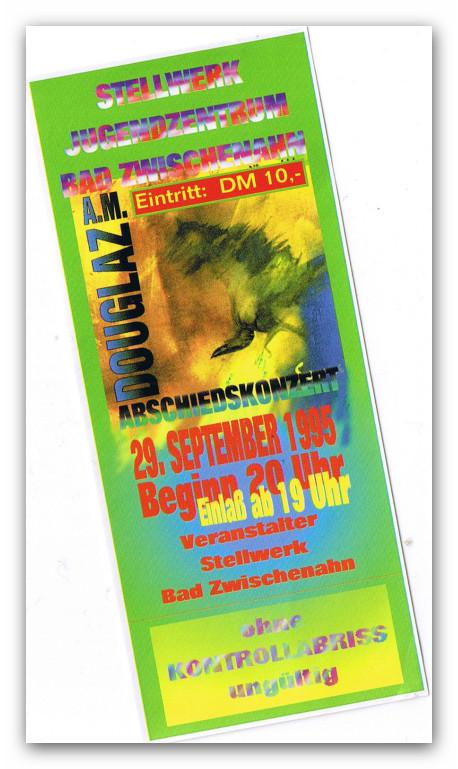 29.09.1995 Stellwerk Bad Zwishenahn