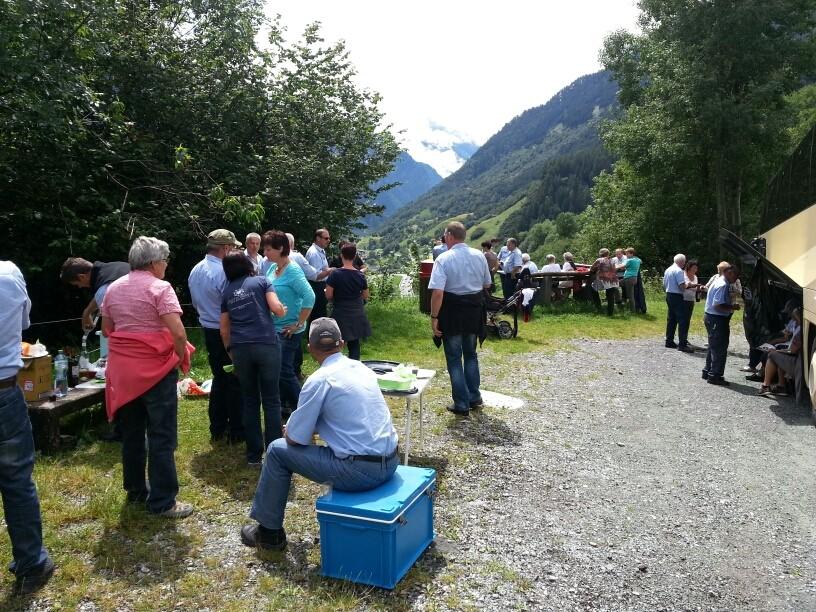 Jodlerreise 2014 Tessin