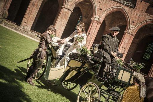 Hochzeitsplaner Berlin und Brandenburg - Mittelalter Hochzeit