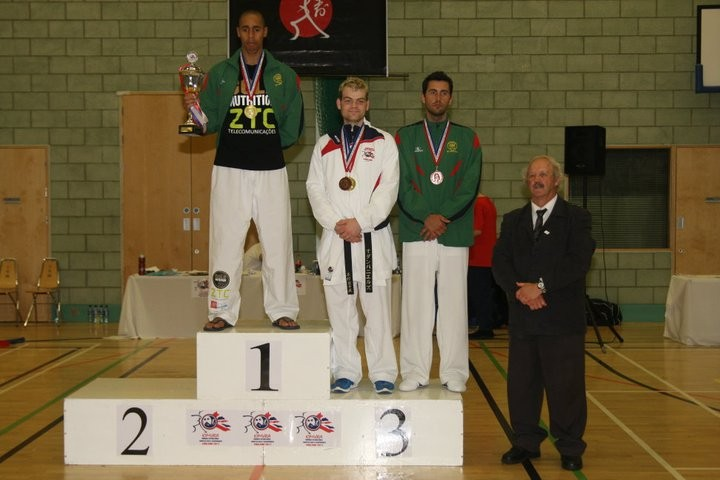 KSI European Championships 2011 - ENGLAND - Shukokai Karate