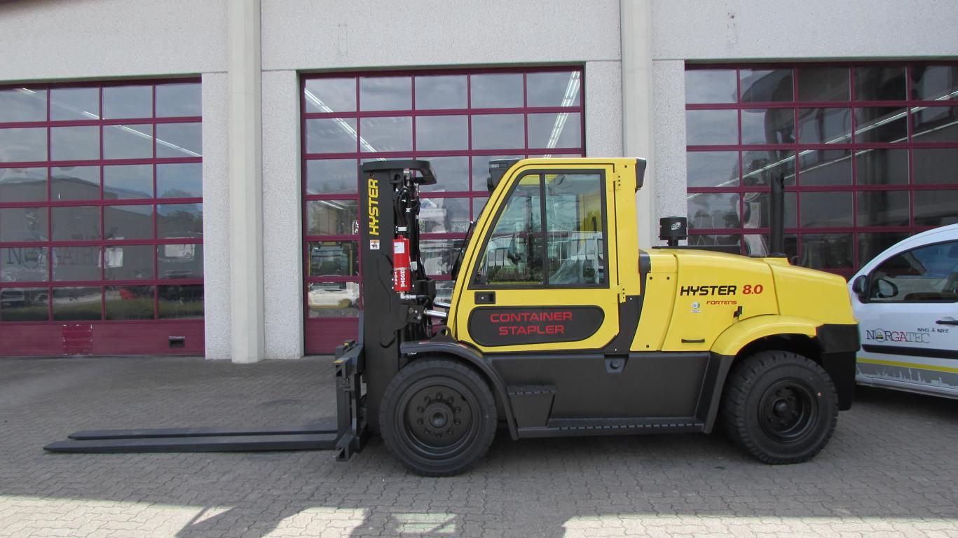 9to big forklift containersuitable Hyster H8FT-9