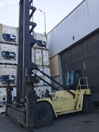 container forklift Hyster - Quito