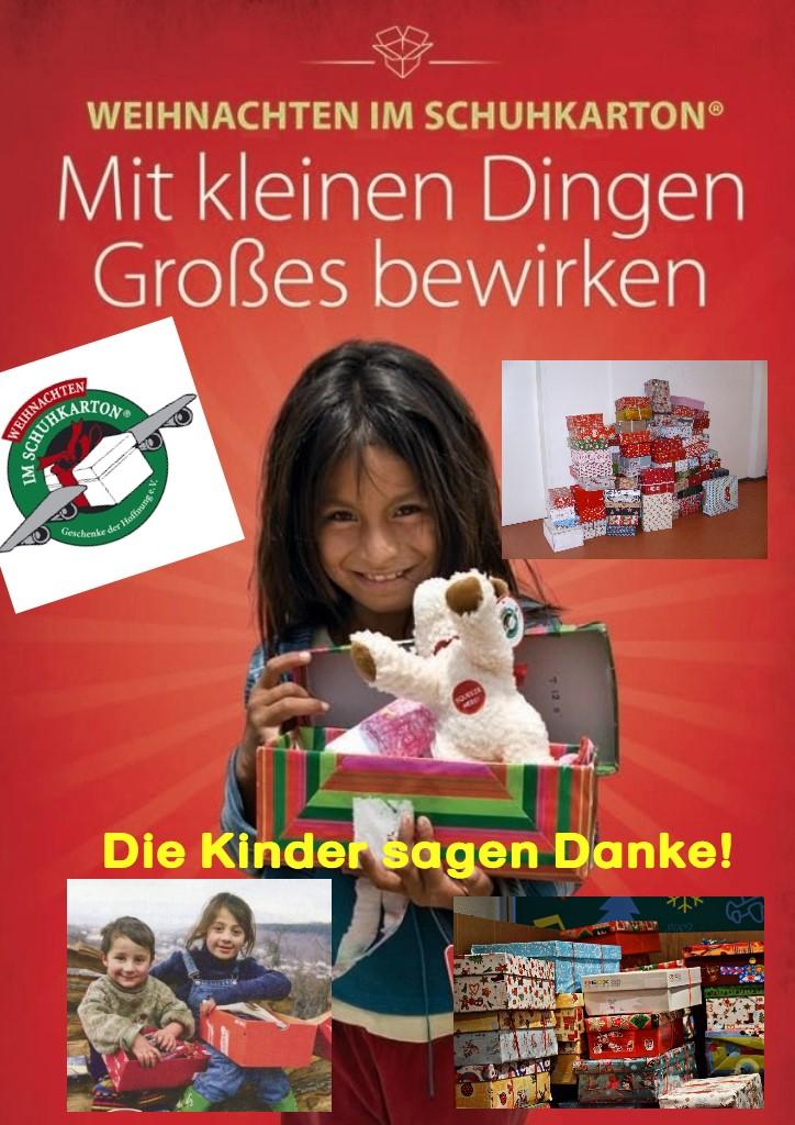Weihnachten Im Schuhkarton 2018 Grundschule Eggersdorfs Jimdo Page