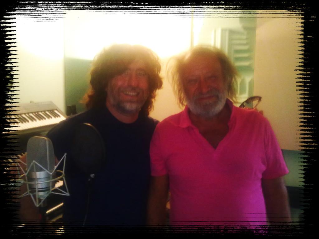 Leo Boni ed il compianto Carlo Monni