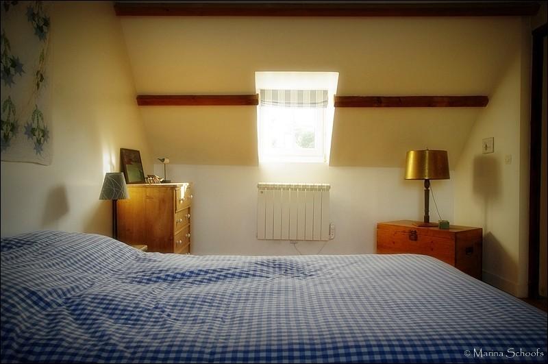 Chambre principal mit Doppelbett