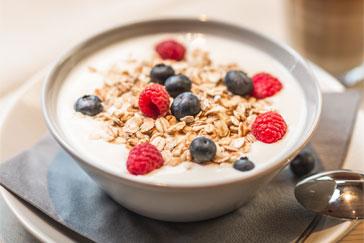 Chesa Pale Fiss Breakfast