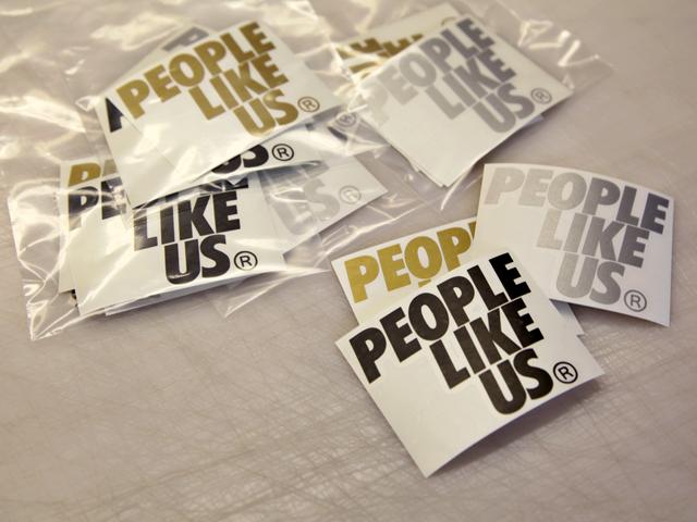 folien-fabrik / PeopleLikeUs / Merchandise