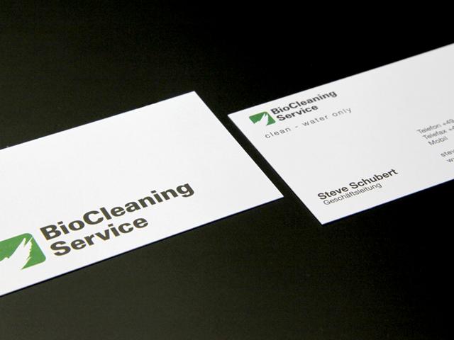 folien-fabrik / BioCleaning Service / Corporate Identity