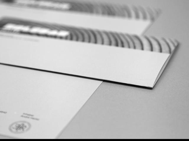 folien-fabrik / Holzbau Hertel / Corporate Identity