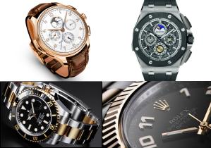 compramos relojes de alta gama