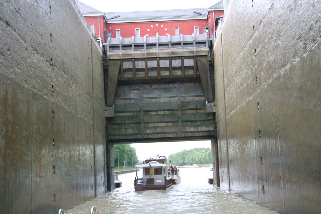 Andertenin sulku, Mittellandkanal