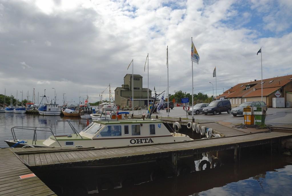 Karlshamnissa on hyvä venehuolto