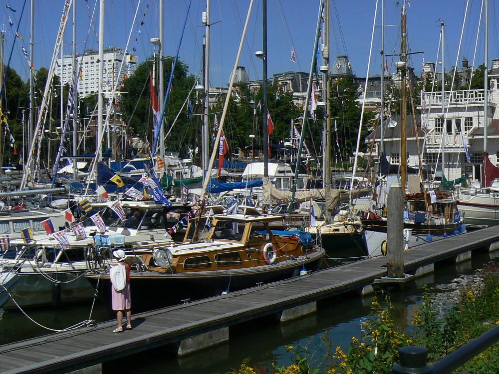 Veerhavenin satama Rotterdam
