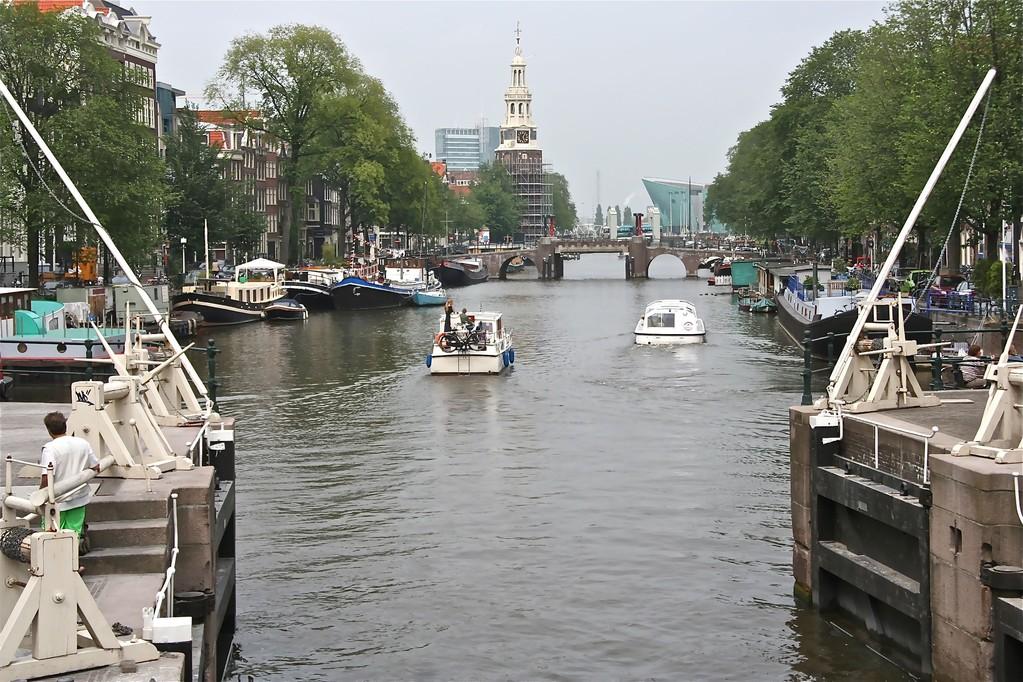Sulku Amsterdamissa