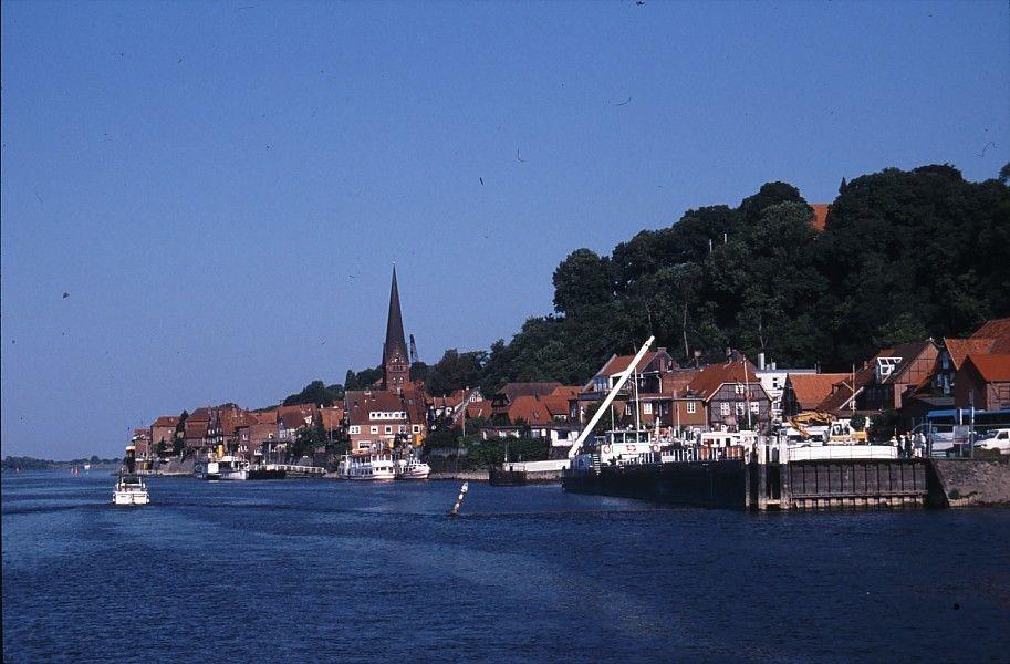 Lauenburg, Elbe