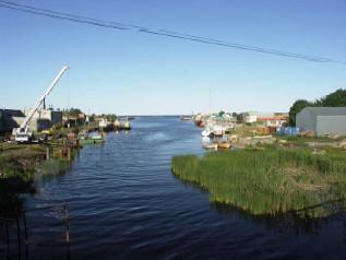 Mersragsin vierassatama 2010 Latviassa