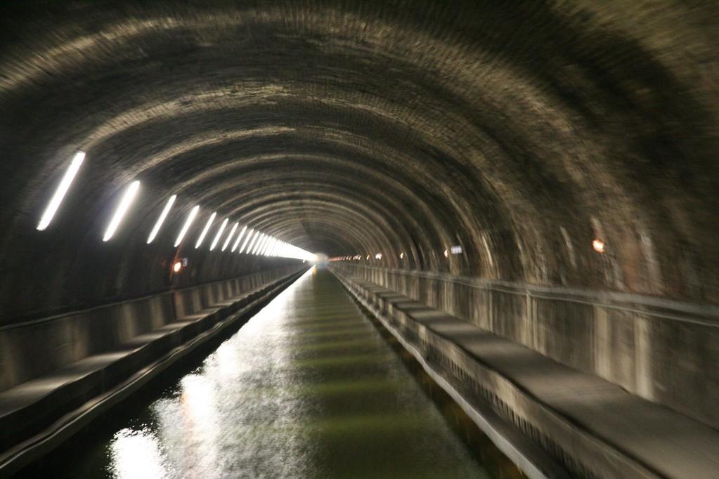 Tunnelissa, Languevoisin - Arleux