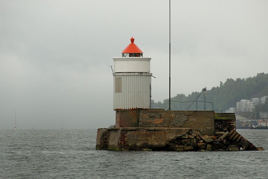 Norjan loistot ja majakat ovat kauniita