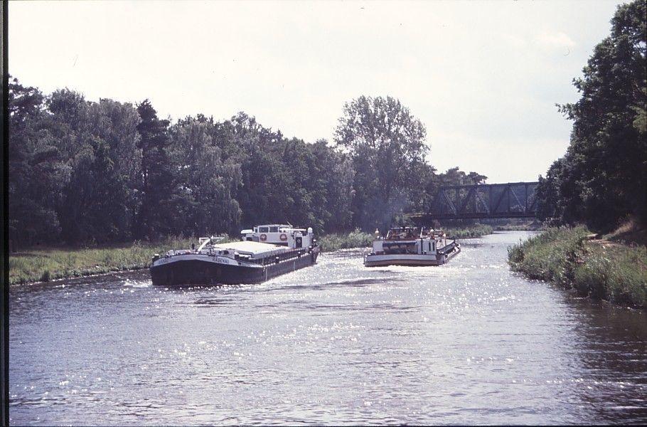 Kohtaaminen, Elbe-Lübeck-Kanal