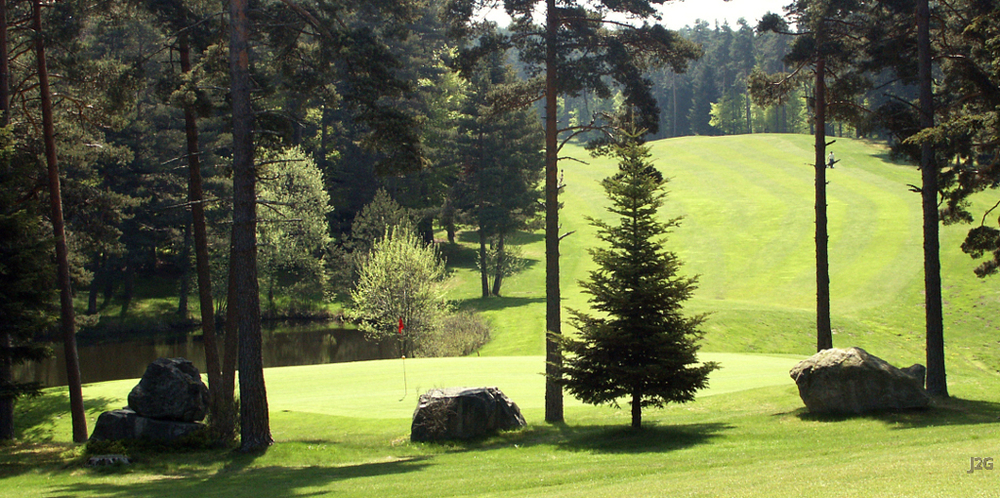 Le golf au Chambon
