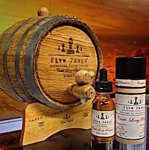 Five Pawns ニコチンリキッド