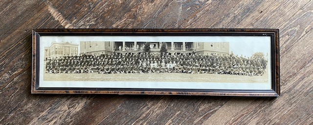 Class of 1928 Oklahoma Agricultural and Mechanical College Framed $79.00