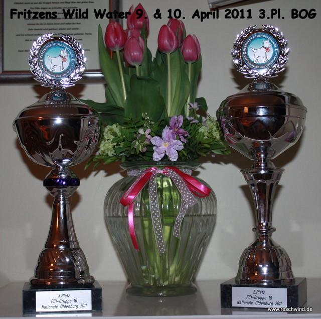 2x BOG 3.Pl. in 2 Tagen mit Fritzens Wild Water
