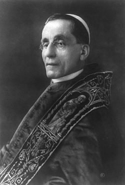 Benoît XV, Pape de 1914 à 1922