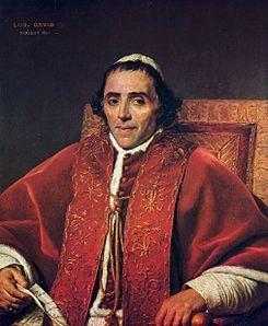 Pie VIII, Pape de 1800 à 1823