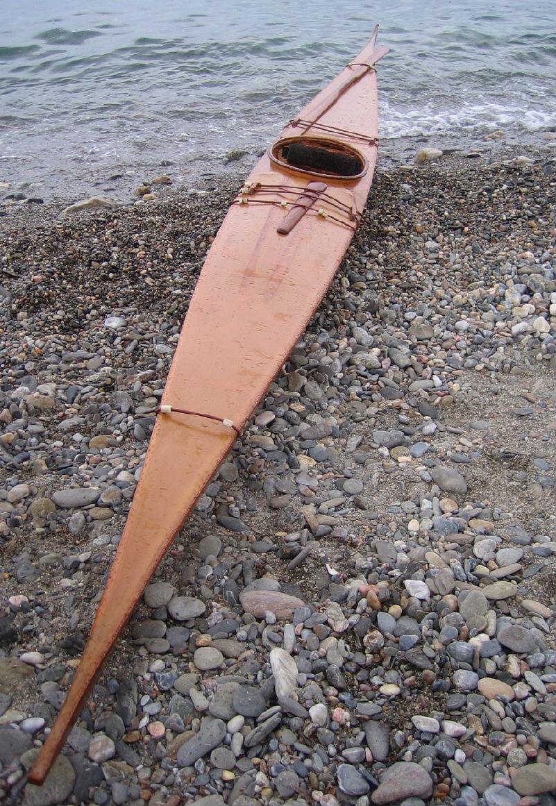 kayak groenlandais, Cap Creus