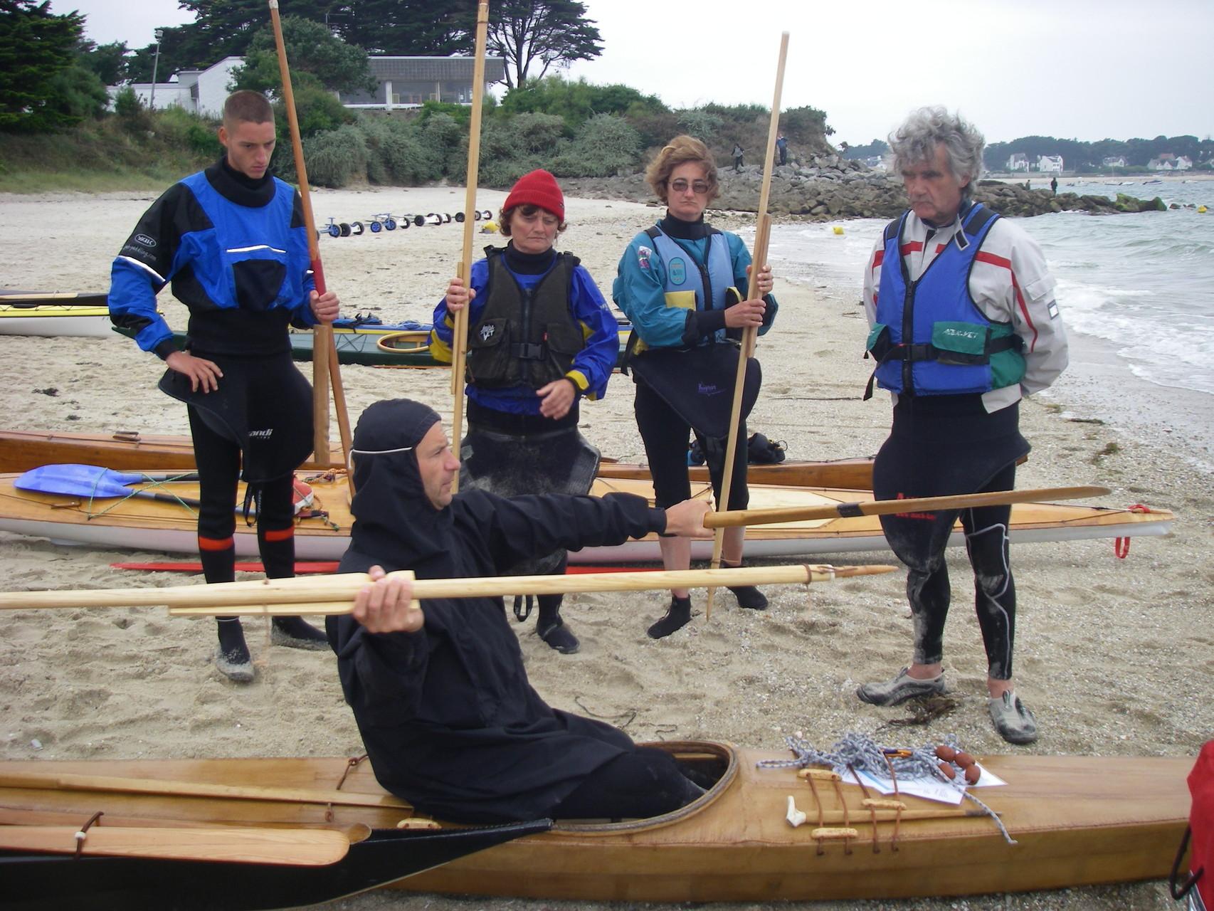 Jeux Norsaq, Quiberon