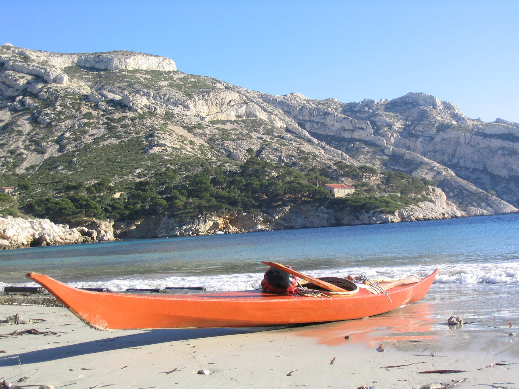 kayak groenlandais, Sormiou