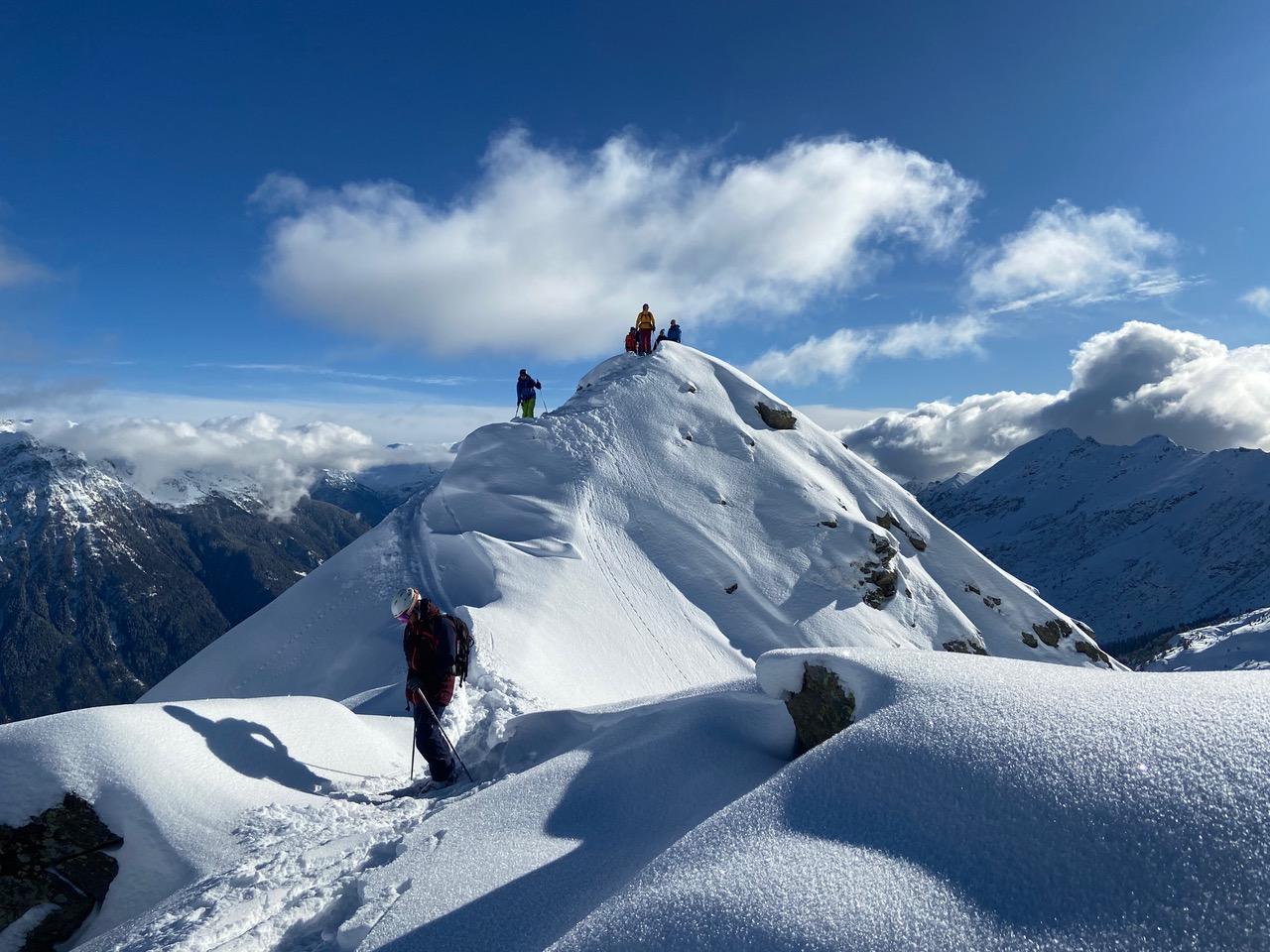 Freeridetage Gotthard