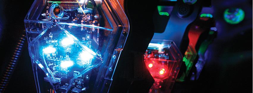 gilet lasermaxx