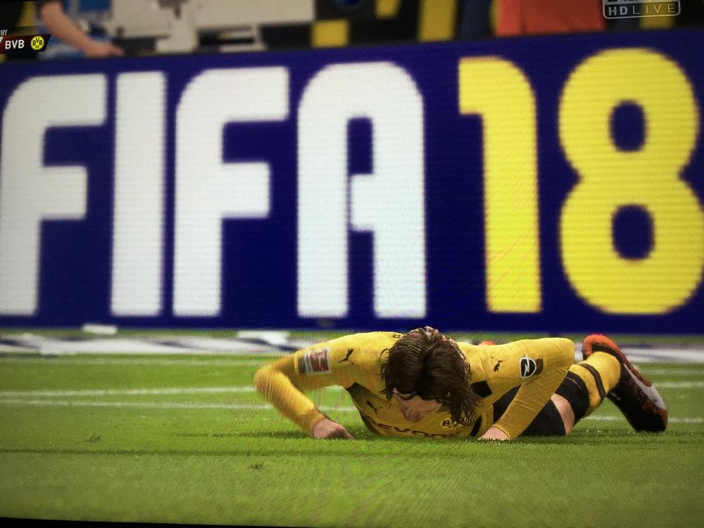 Karriere-Pro, FIFA 18