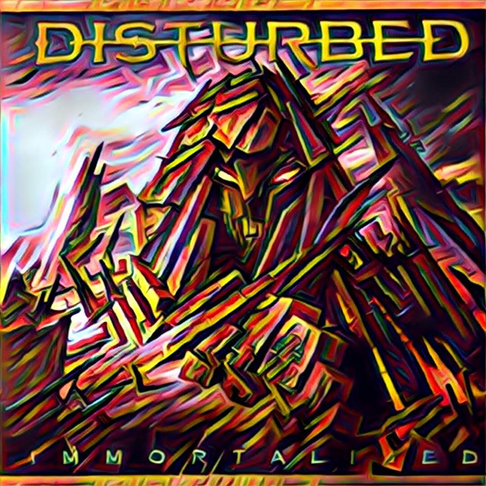 DISTURBED!