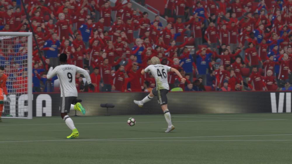 Karriere-Pro, FIFA 17